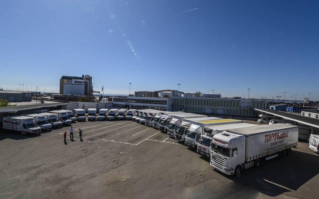Ny terminal